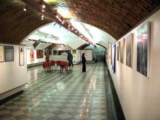 la mostra di Maria Luisa Grimani a Monza